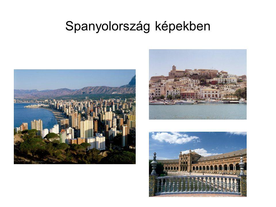Spanyolország képekben