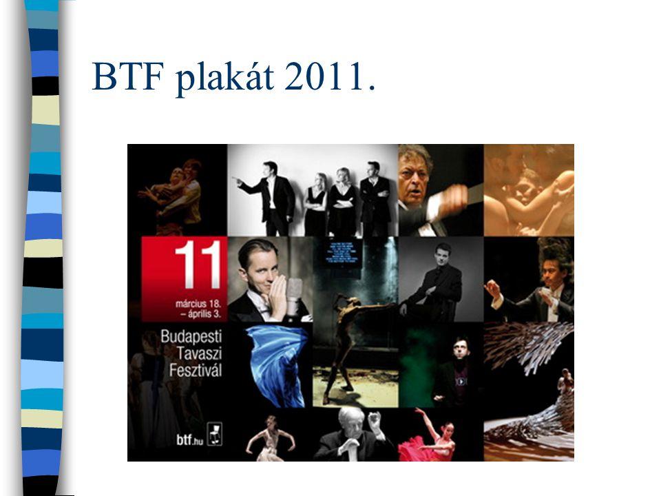 2011. Év BTF A MT Zrt. ausztriai külképviselete és a Budapesti Fesztiválközpont Nonprofit Kft.