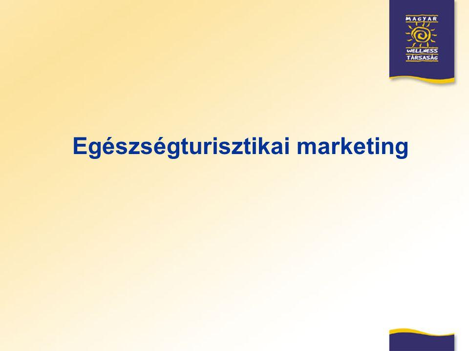 Egészségturisztikai marketing