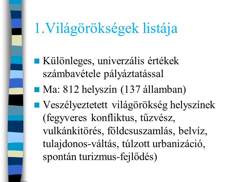 Magyar világörökség helyszínek/2.