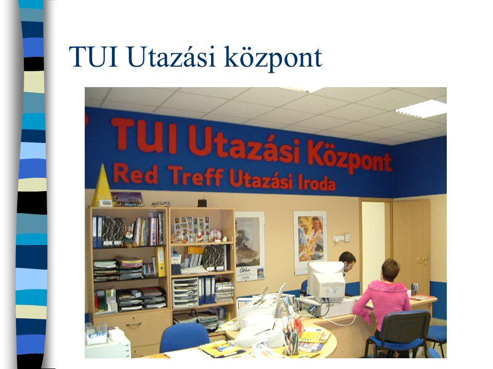 TUI Utazási központ