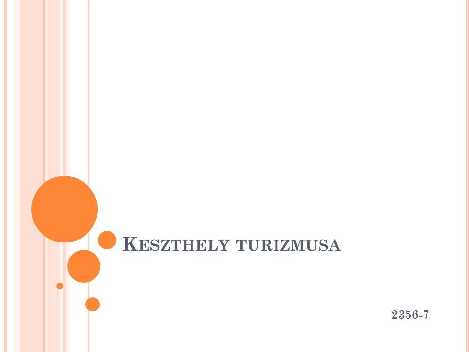 K ESZTHELY TURIZMUSA 2356-7