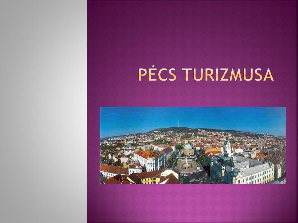  Pécs Közép-Európában, a Kárpát- medencében fekszik.