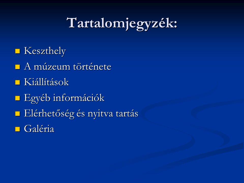 Keszthely Keszthely a Dunántúlon, Zala megyében, a Balaton nyugati szegletében fekvő, élénkturizmussal, fontos gazdasággal, ősi történelemmel és kultúrával rendelkező város, a Keszthelyi kistérség központja.