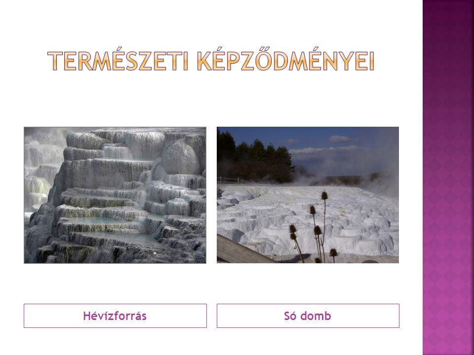 HévízforrásSó domb