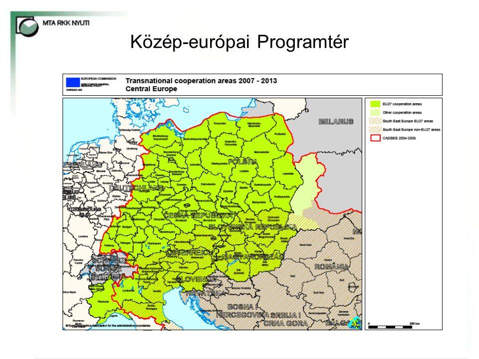 Közép-európai Programtér