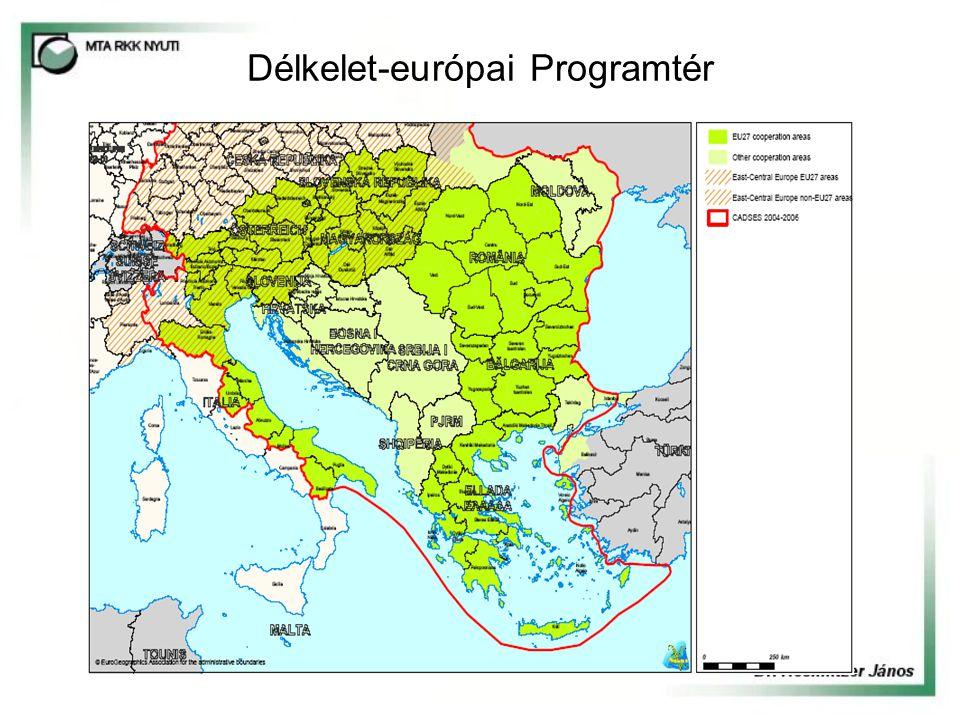 Délkelet-európai Programtér