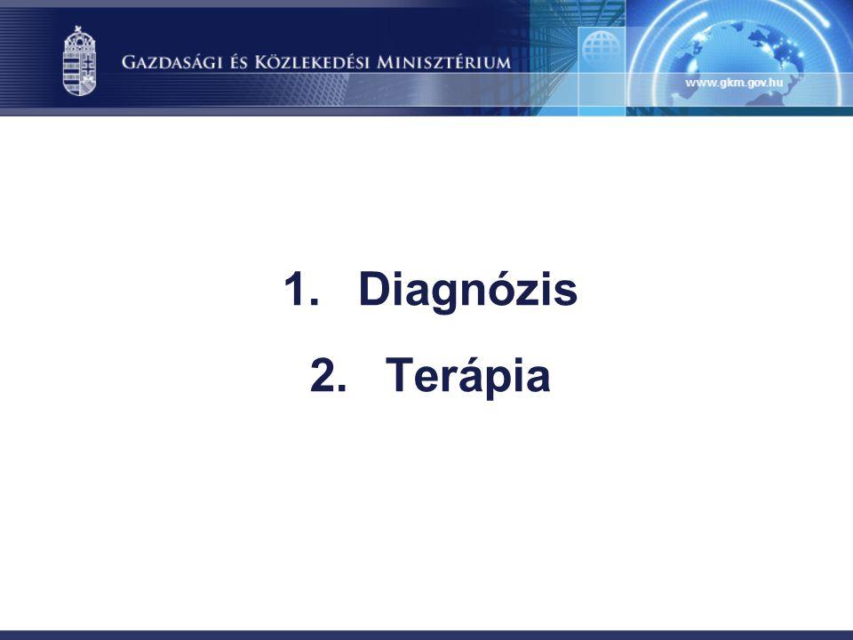 1.Diagnózis 2.Terápia