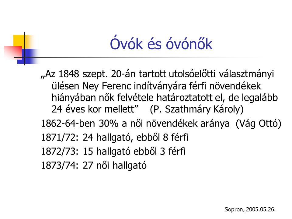 Sopron, 2005.05.26.