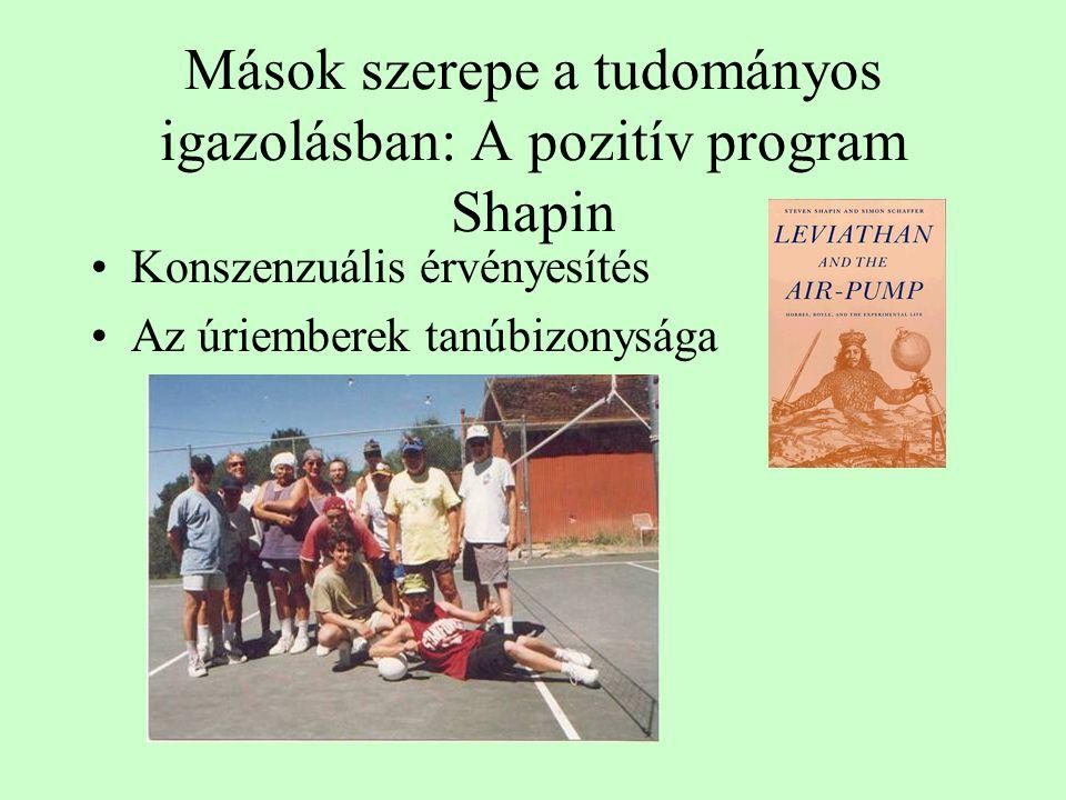 Versengés és együttműködés viszonya az emberképben Kezdve az emberréválástól: együttműködés és becsapás a szelekció során Az európai eszmevilág: eltérő nézőpontok összevetése