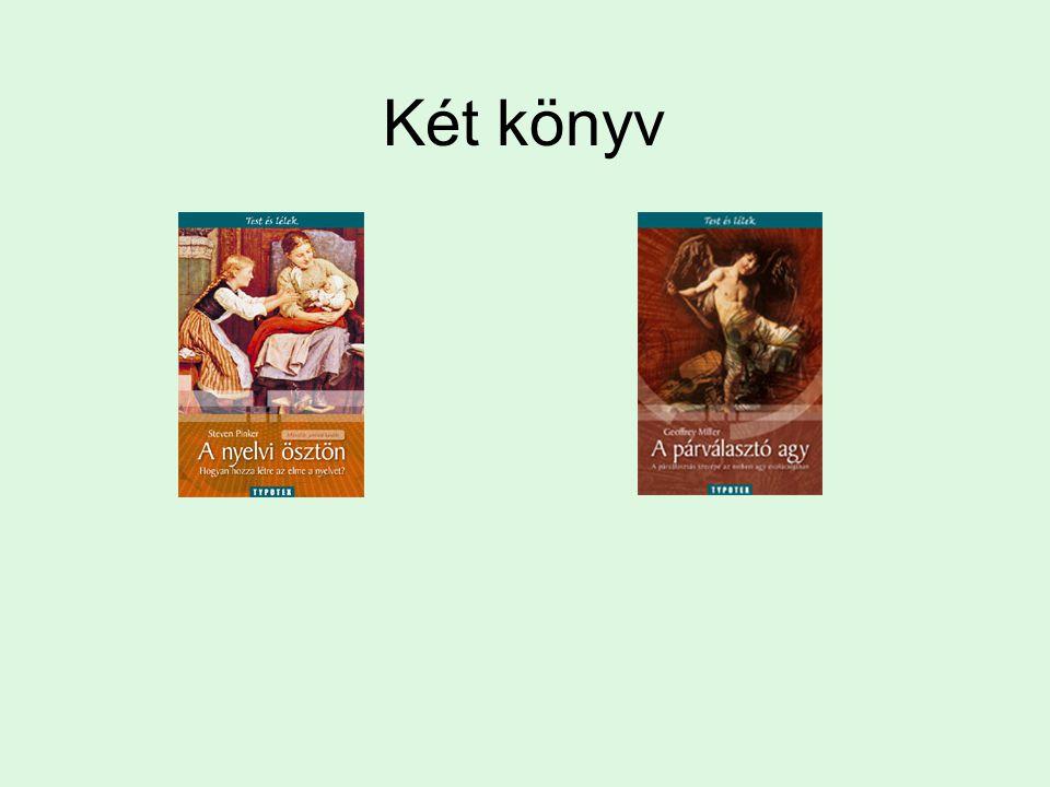 Két könyv