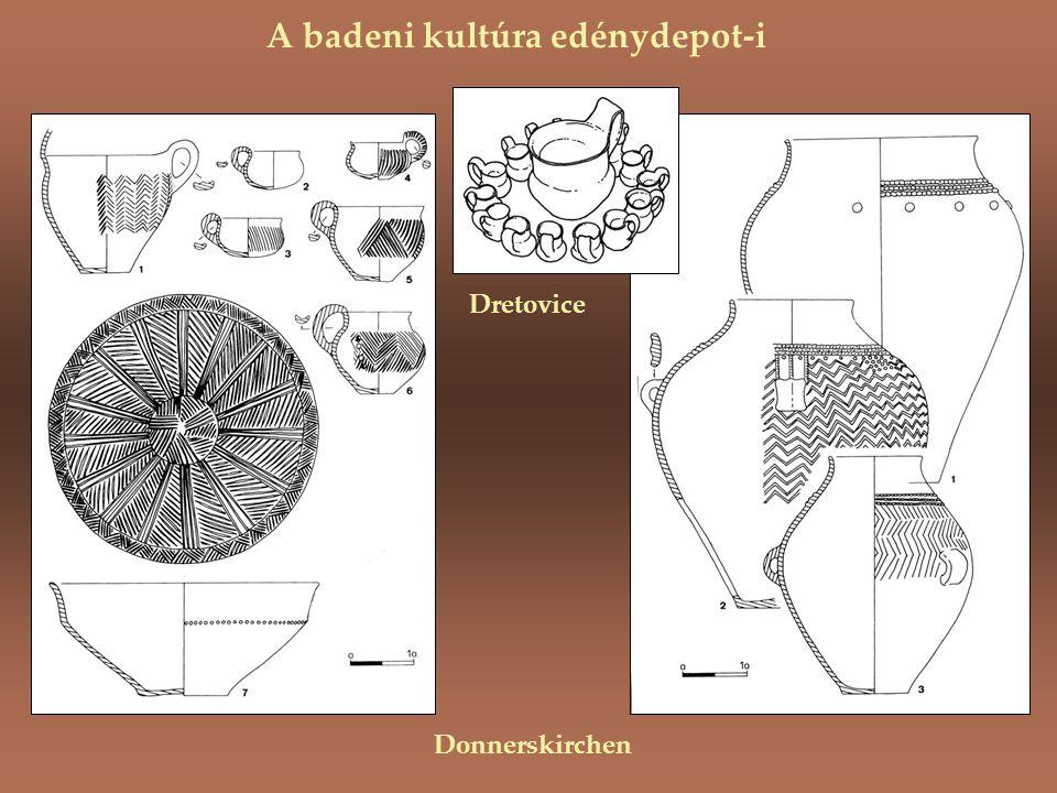 Budakalász - Luppa-csárda 177. sír Szigetszentmárton 1. sír Radošina