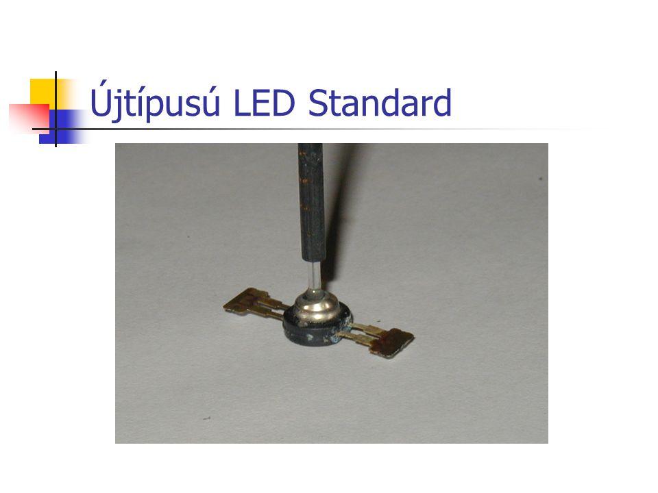 Újtípusú LED Standard