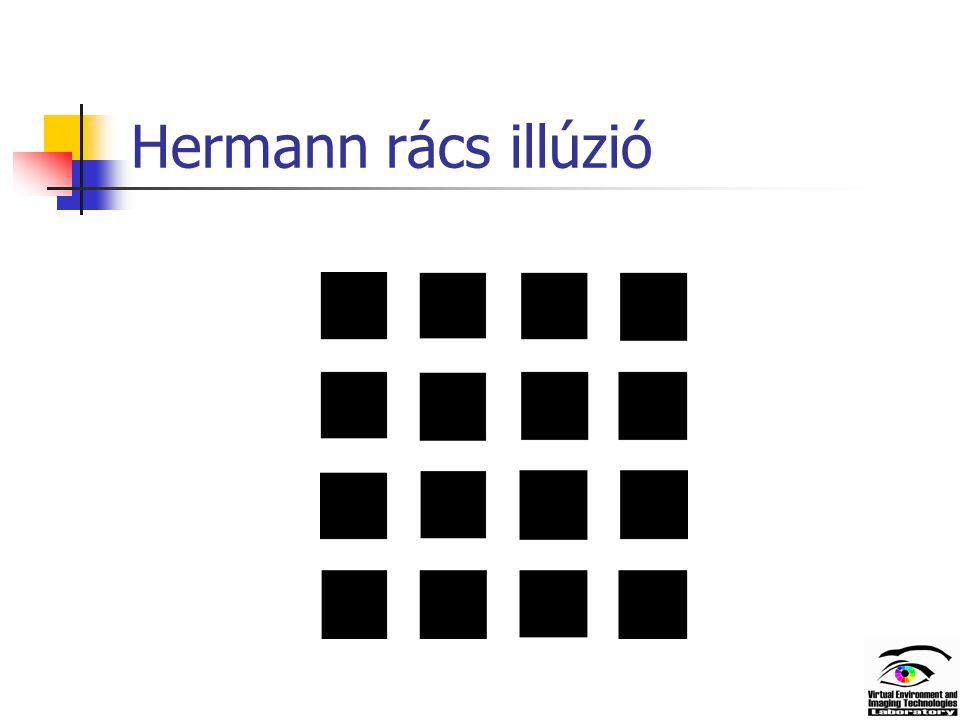 Hermann rács illúzió