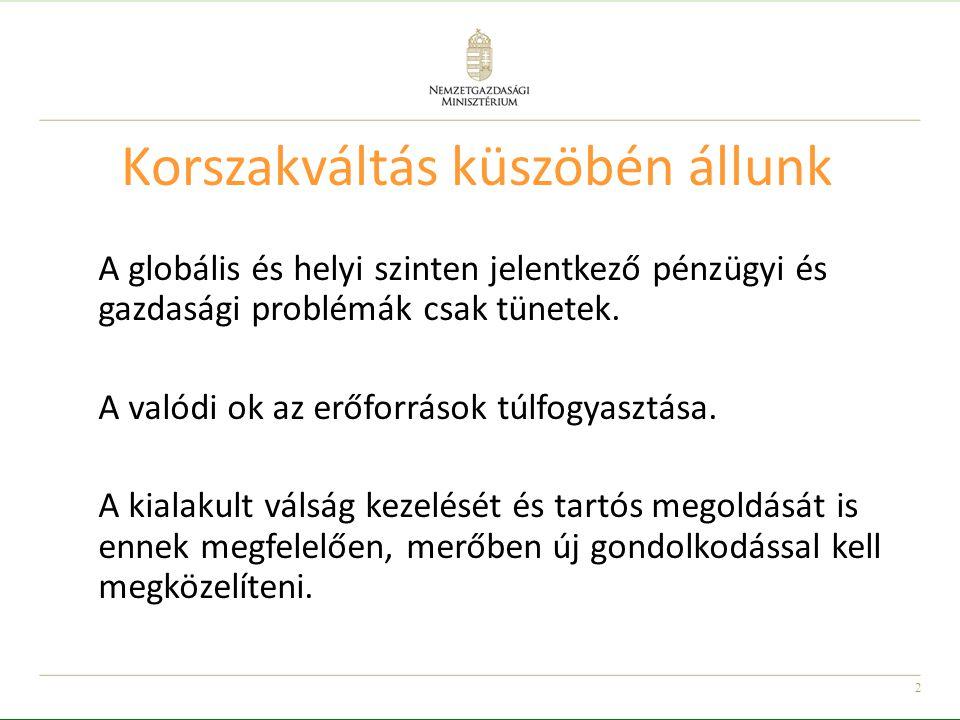 23 Új Széchenyi Terv Zöld gazdaságfejlesztés – hatása a fenntarthatóságra Természeti rendszerek egyensúlyának helyreállítása Évtizedekre szóló belső piac építés Foglalkoztatás bővülése - társadalmi egyensúly helyreállítása Mérséklődő energiaimport – csökkenő függőség Zöld innováció - új piacok elérhetősége Növekvő GDP - javuló fizetési mérleg Önkormányzati, mezőgazdasági, és KKV szektor felértékelődés Mitigációs és adaptációs feladatok teljesítése
