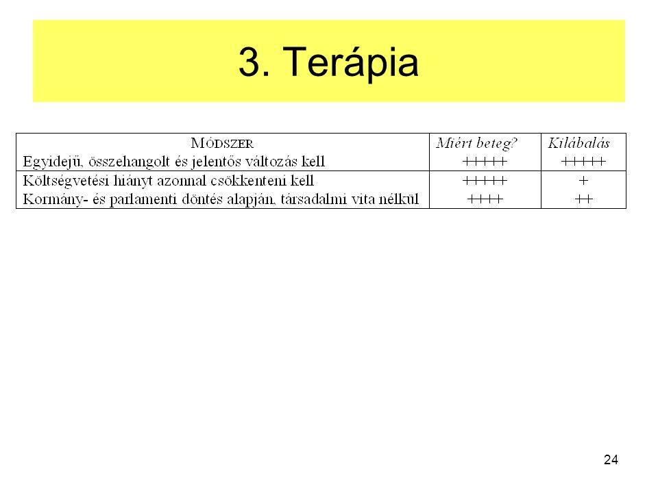 24 3. Terápia