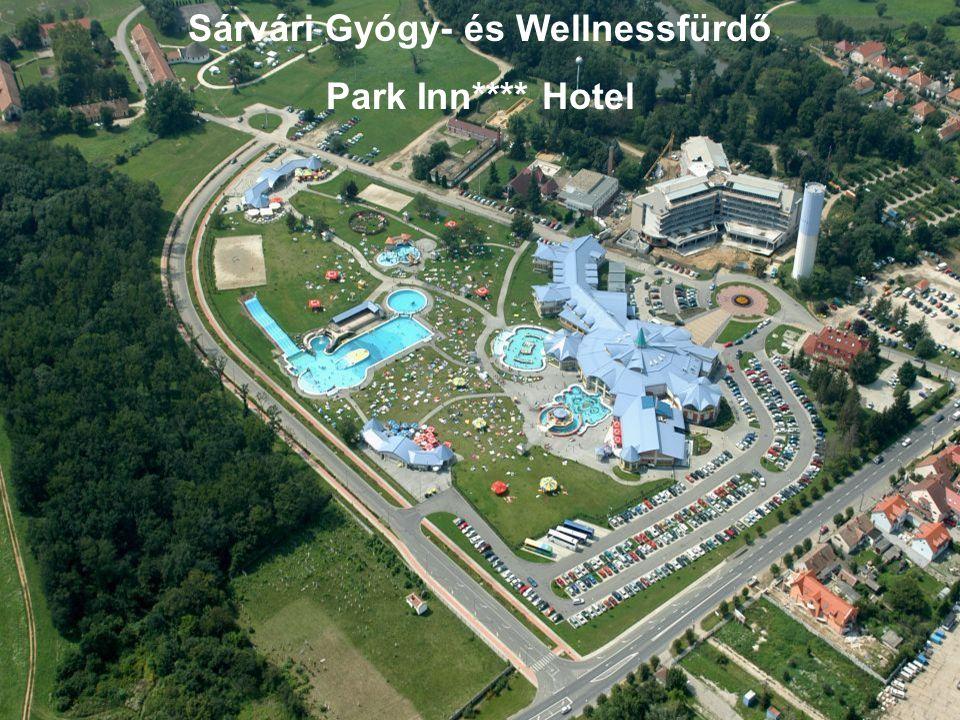 SÁRVÁR Sárvári Gyógy- és Wellnessfürdő Park Inn**** Hotel