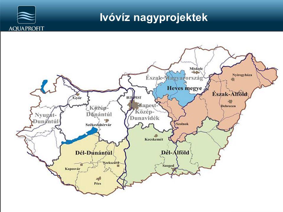 Ivóvíz nagyprojektek