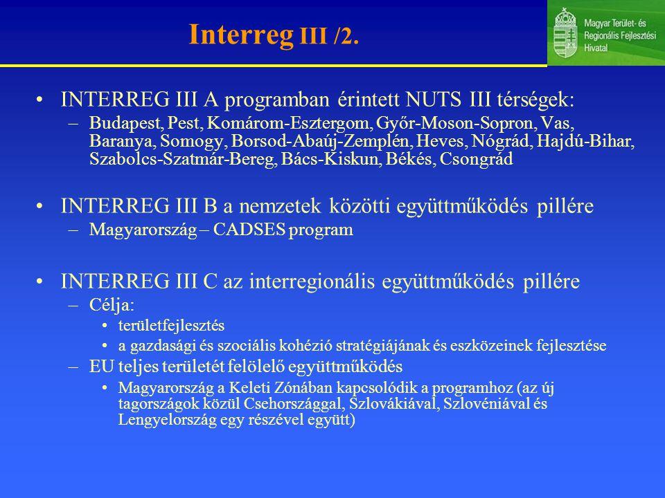 Interreg III /2.