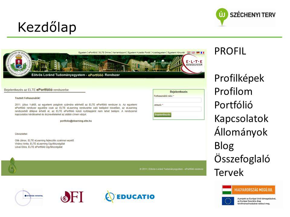 Kezdőlap PROFIL Profilképek Profilom Portfólió Kapcsolatok Állományok Blog Összefoglaló Tervek