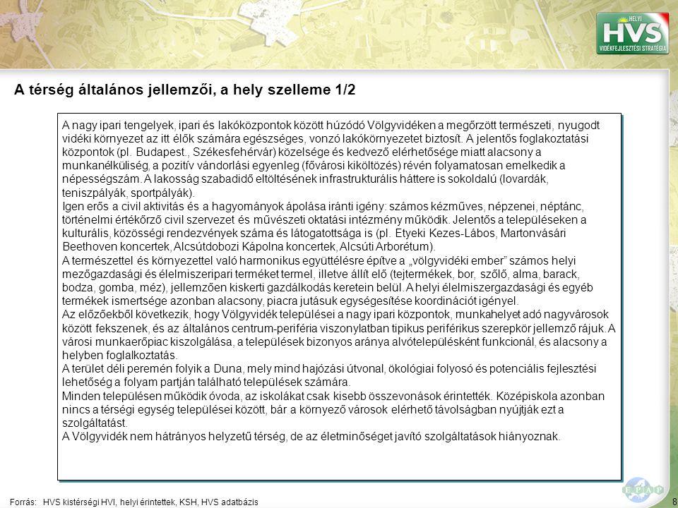 """59 A 10 legfontosabb gazdaságfejlesztési megoldási javaslat 1/10 A 10 legfontosabb gazdaságfejlesztési megoldási javaslatból a legtöbb – 6 db – a(z) Bányászat, feldolgozóipar, villamosenergia-, gáz-, gőz-, vízellátás szektorhoz kapcsolódik Forrás:HVS kistérségi HVI, helyi érintettek, HVS adatbázis 1 Szektor ▪""""Bányászat, feldolgozóipar, villamosenergia-, gáz-, gőz-, vízellátás ▪""""Marketingstratégia kidolgozása, VölgyVidék védjegy kialakítása és bevezetése, egységes minősítési és minőségellenőrzési rendszer kidolgozása a VölgyVidék termékekre, minősítés, helyi lakosok szolgáltatásigényének felmérése, az igényeken alapuló közösségi vállalkozás szervezése."""