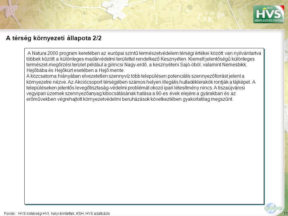 11 A Natura 2000 program keretében az európai szintű természetvédelem térségi értékei között van nyilvántartva többek között a különleges madárvédelmi területtel rendelkező Kesznyéten.