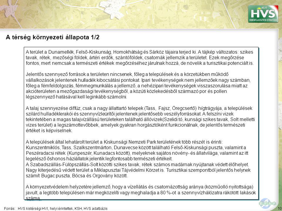 10 A terület a Dunamellék, Felső-Kiskunság, Homokhátság és Sárköz tájaira terjed ki.