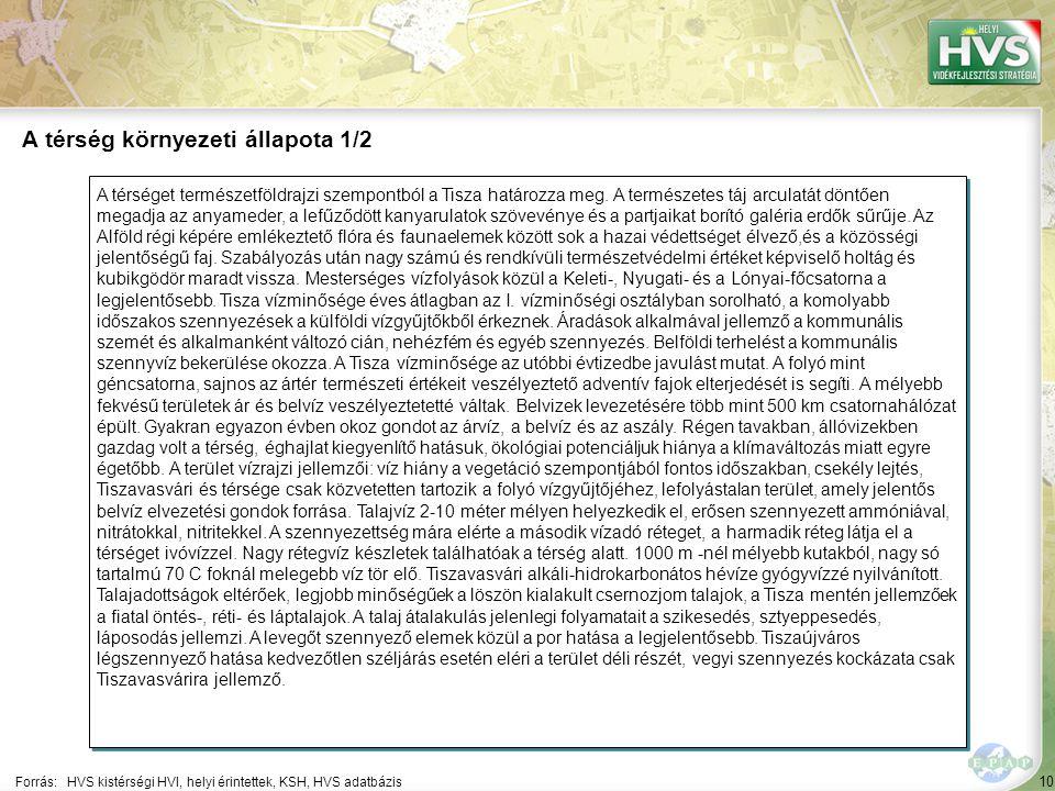 10 A térséget természetföldrajzi szempontból a Tisza határozza meg.