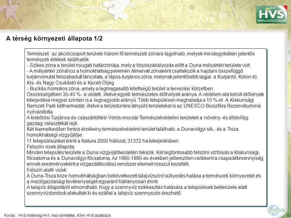 10 Természet: az akciócsoport területe három fő természeti zónára tagolható, melyek mindegyikében jelentős természeti értékek találhatók - Szikes zóna a terület nyugati határzónája, mely a folyószabályozás előtt a Duna mélyártéri területe volt.