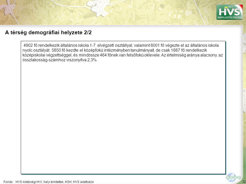 32 4902 fő rendelkezik általános iskola 1-7.