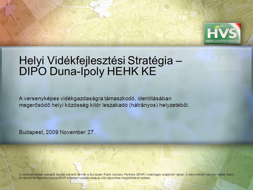 21 Forrás:HVS kistérségi HVI, Cégbíróság, HVS adatbázis A 10 legnagyobb foglalkoztató vállalkozás a térségben 1/2 A térség 10 legnagyobb foglalkoztató vállalkozása közül a legtöbb – 9 db – a(z) szektorban működik Szektor Fogl.