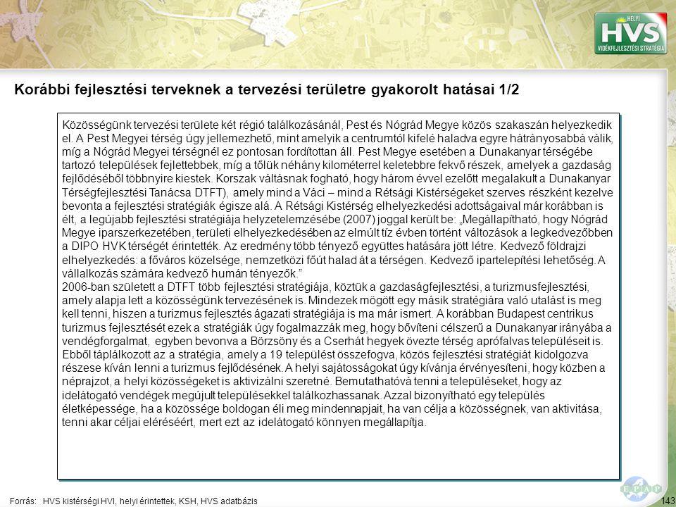 143 Közösségünk tervezési területe két régió találkozásánál, Pest és Nógrád Megye közös szakaszán helyezkedik el.