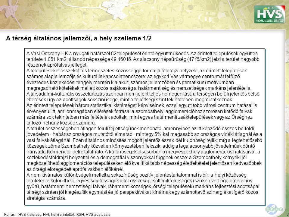 """69 Települések egy mondatos jellemzése 19/41 A települések legfontosabb problémájának és lehetőségének egy mondatos jellemzése támpontot ad a legfontosabb fejlesztések meghatározásához Forrás:HVS kistérségi HVI, helyi érintettek, HVT adatbázis TelepülésLegfontosabb probléma a településen ▪Meszlen ▪""""szennyvízcsatorna-hálózat kiépítése, szennyvízelvezetés, gázberuházás, Vasasszonyfai összekötő út megépítése, csillagpontos kábeltévé hálózat kiépítése, ▪Molnaszecsőd ▪""""Településünkön megvalósításra váró szennyvízhálózat kiépítésének problémája."""