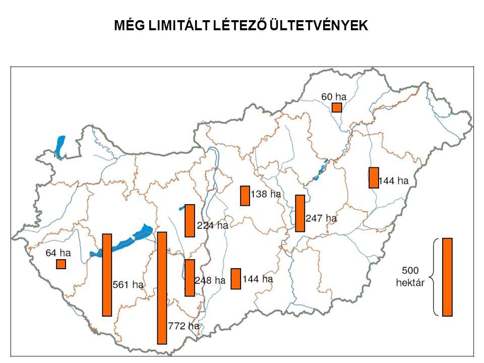 WWF Magyarország - Komplex megoldások MÉG LIMITÁLT LÉTEZŐ ÜLTETVÉNYEK