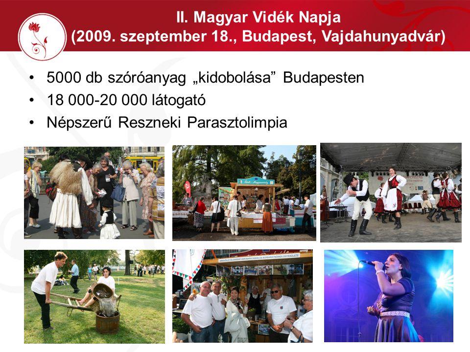II. Magyar Vidék Napja (2009.
