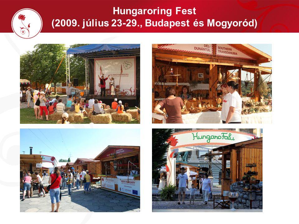 Hungaroring Fest (2009. július 23-29., Budapest és Mogyoród)