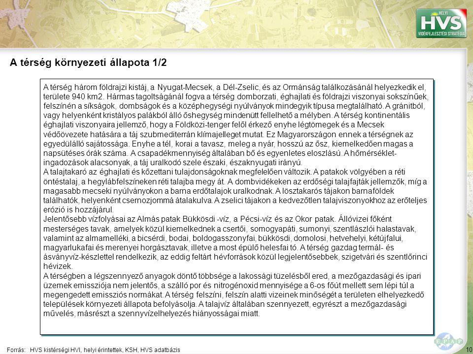 10 A térség három földrajzi kistáj, a Nyugat-Mecsek, a Dél-Zselic, és az Ormánság találkozásánál helyezkedik el, területe 940 km2.