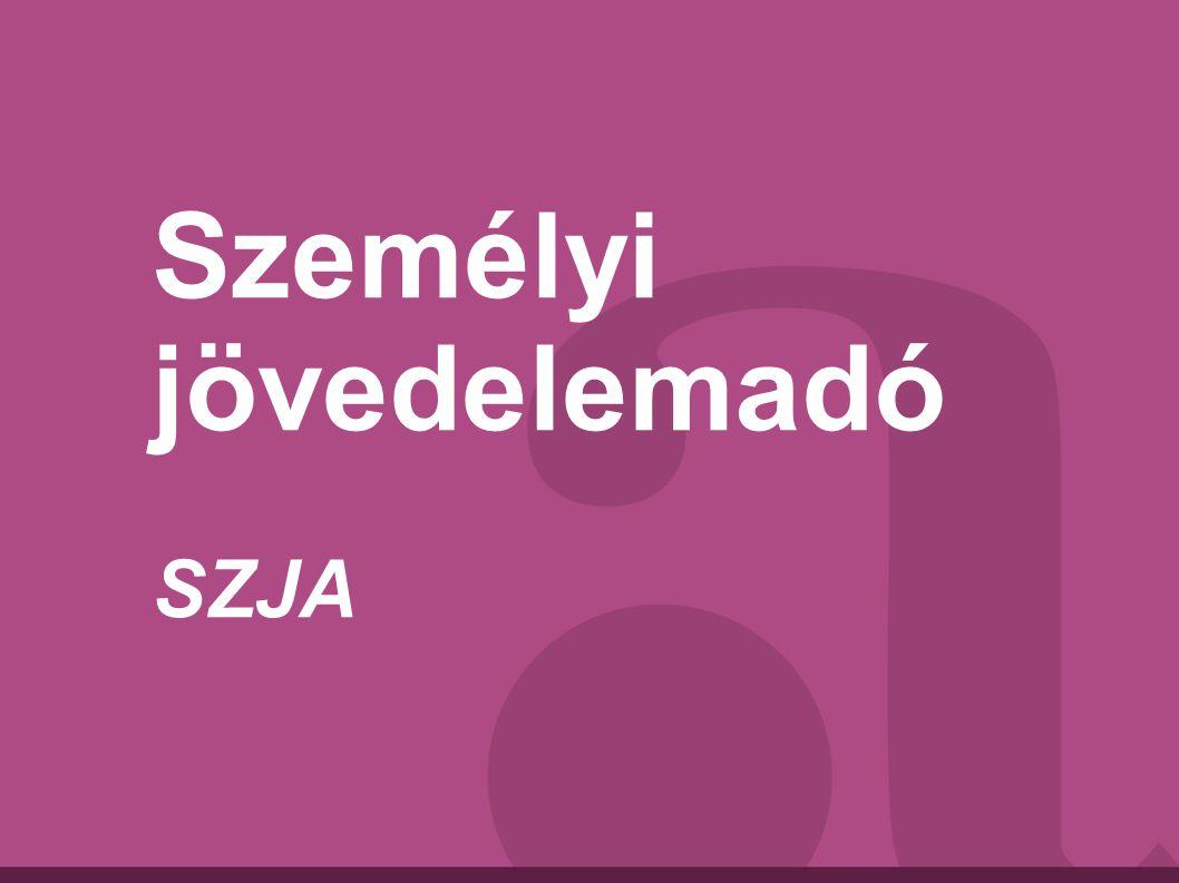 Külföldiek magyar jövedelme  Családi kedvezmény, ha  Máshol nem illeti meg kedvezmény  Összes jövedelmének legalább 75%-a Mo-on adóköteles Szja tv.
