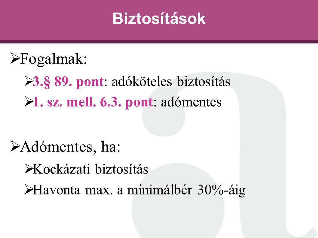 Közvetített szolgáltatás  Saját nevében vásárolt  Harmadik személlyel, mint megrendelővel kötött  Szerződésben rögzített módon  Részben vagy egészben, de változatlan formában  Nyilvántartások alátámasztják Szja tv.