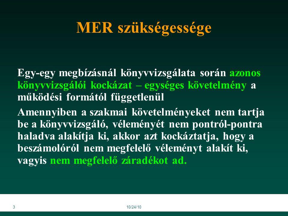 4410/24/10 MER ellenőrzésének kérdőívei 5/a/6.sz.melléklet (12.