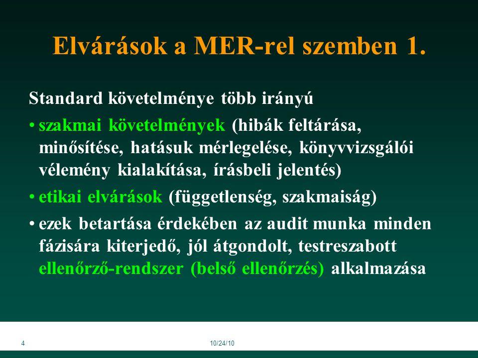 4510/24/10 MER ellenőrzésének kérdőívei 5/a/6.sz.melléklet (13.