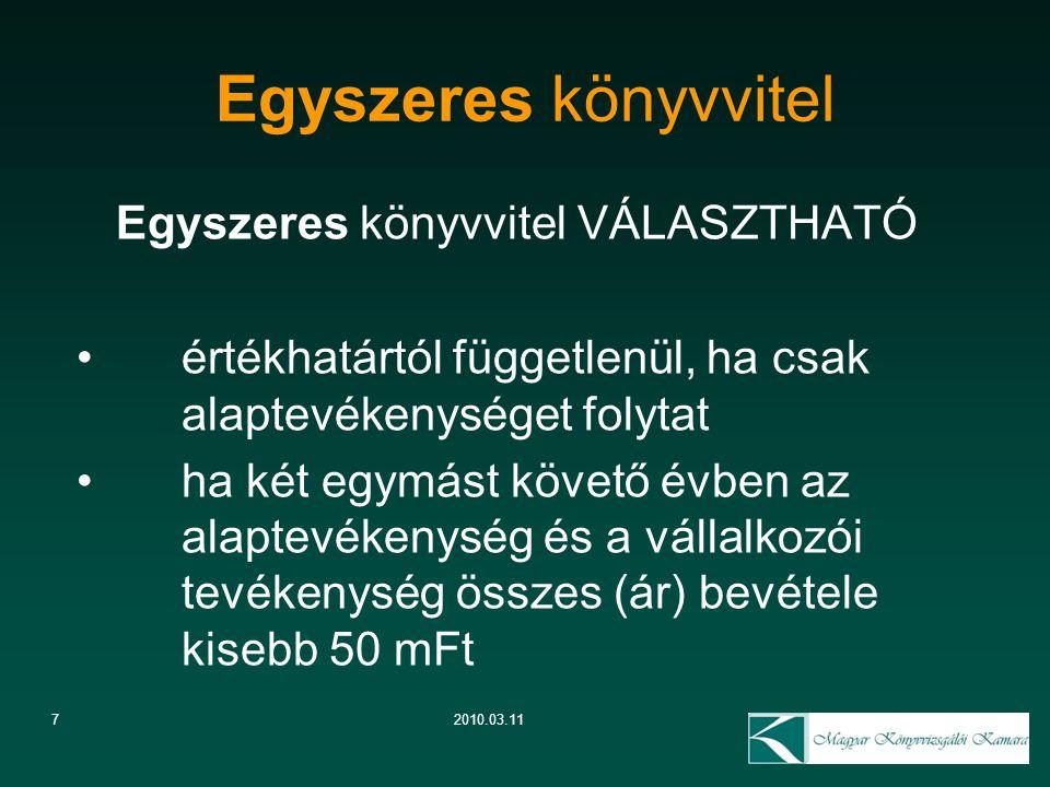 38 Magyar Könyvvizsgálói Kamara szakmai támogatása 2010.03.11 Miben tudunk még segíteni?