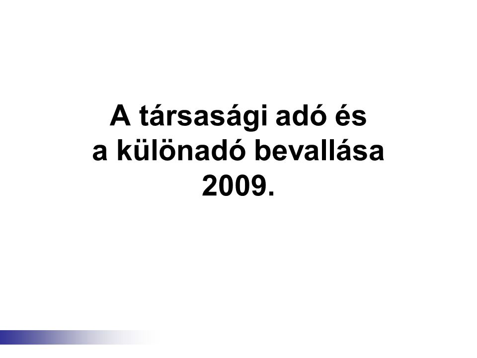 Ácsné M.J. 2010.05.11.32 További adóalap csökkentő tételek II.
