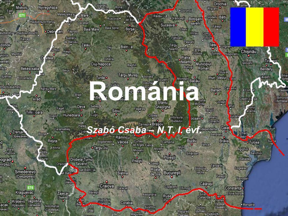 Románia Szabó Csaba – N.T. I. évf.