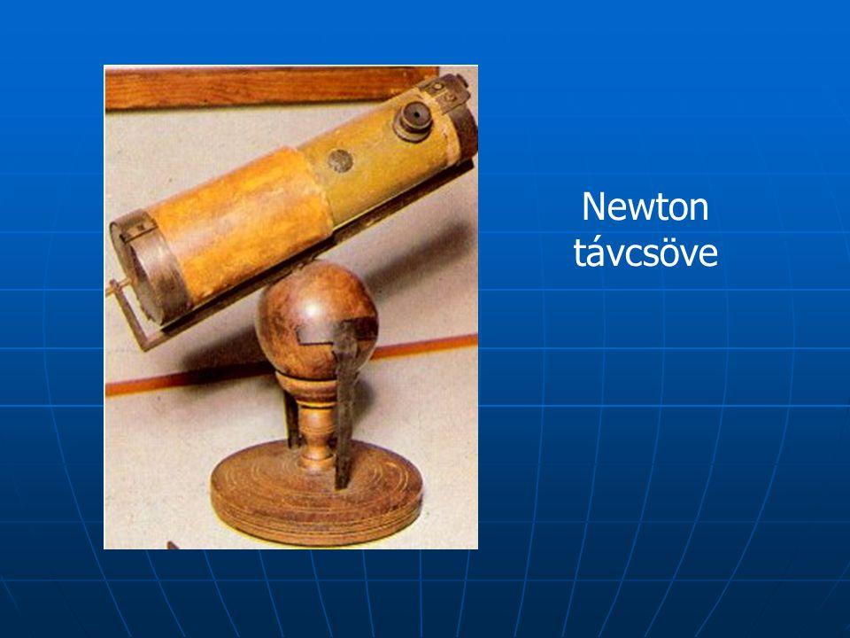 Newton távcsöve