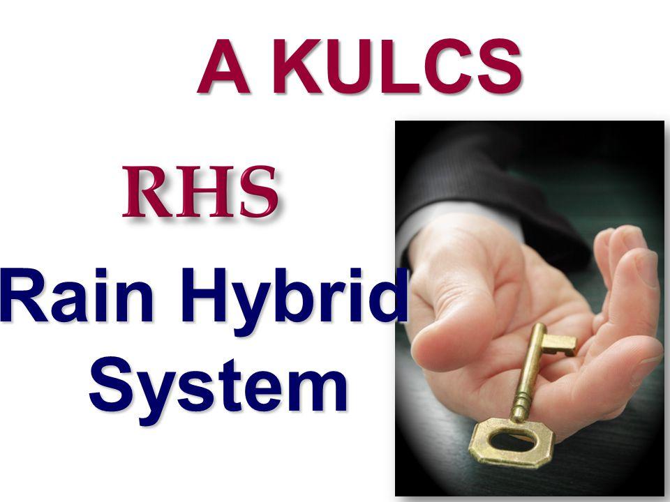 Rain Hybrid System A KULCS