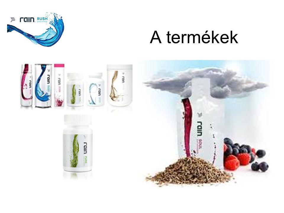 A termékek
