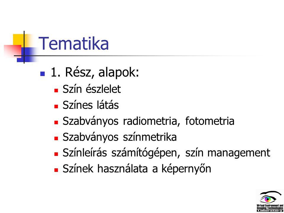 Tematika 1.