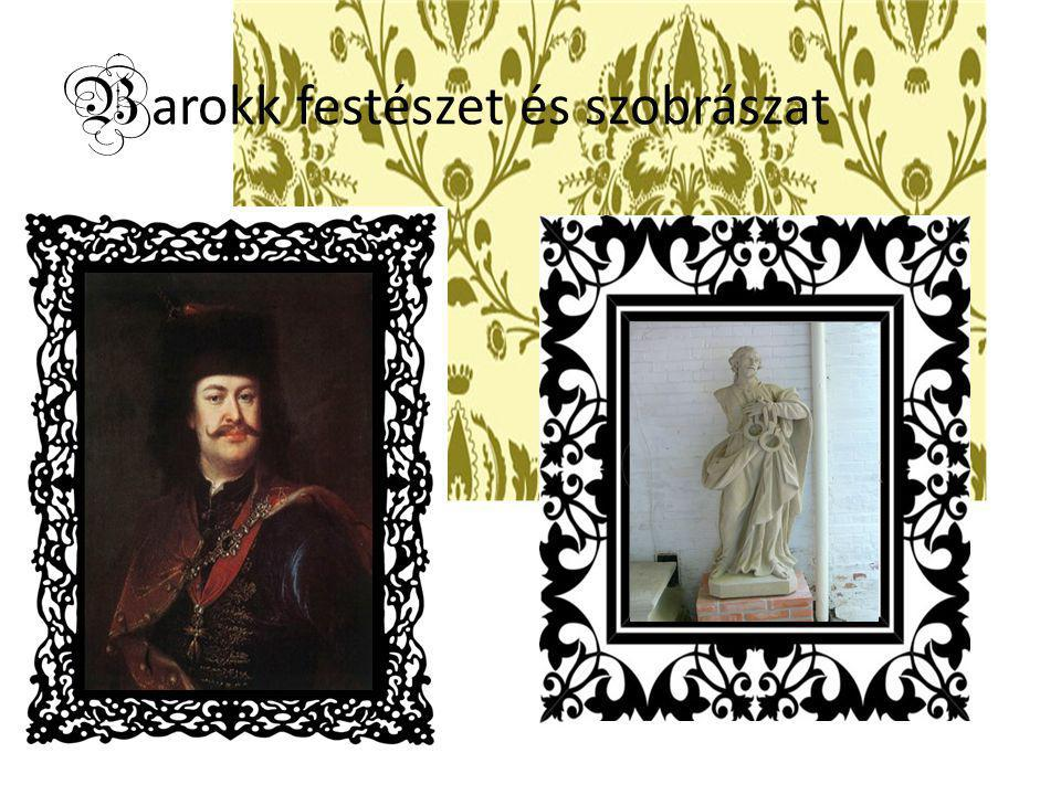 B arokk festészet és szobrászat