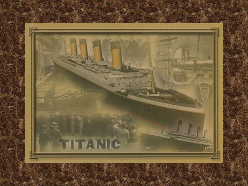 A Titanic építése